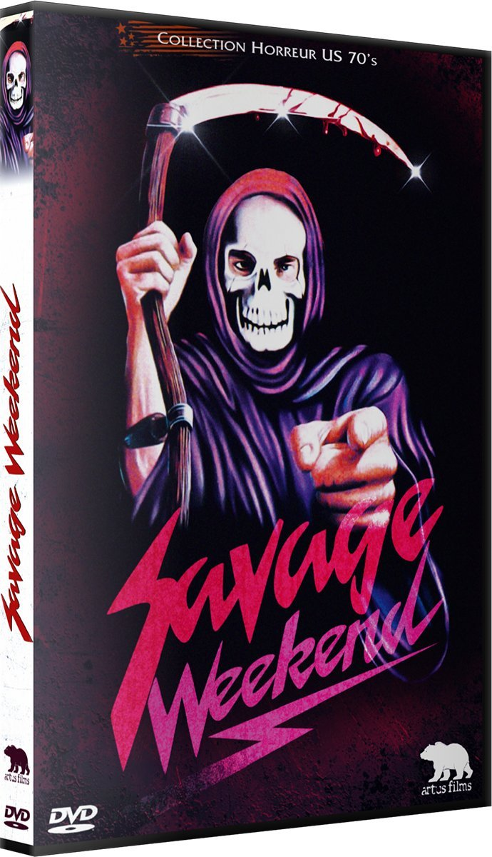 Savage Weekend [Francia] [DVD]: Amazon.es: Christopher Allport, David Gale, Jim Doerr, Devin Goldenberg, Marilyn Hamlin, Caitlin OHeaney, David Paulsen: ...