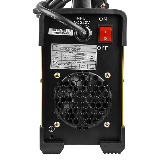 Mini 220V soldador inverter 160A profesional, GOGOLO IGBT Mini ...