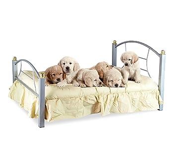 B236 Cama para perros y gatos SNOOPY hierro forjado 91 x 70 x 14.5 cm: Amazon.es: Productos para mascotas