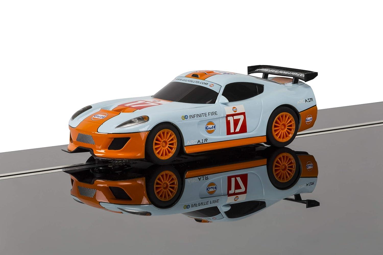 Scalextric C3840 Lightning-Team GT Gulf B00QNV17YS