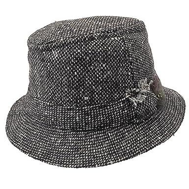 c27c3e3230c60 Hanna Irish Tweed Walking Hat at Amazon Men s Clothing store