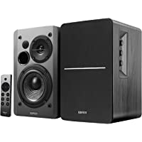 Edifier R1280DBs Active Bluetooth Bookshelf Speakers - Optical Input - 2.0 Wireless Studio Monitor Speaker - 42W RMS…