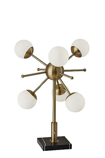 Adesso 4270 21 Doppler Led Table Lamp Amazon Com