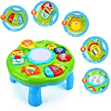 Musical Learning Table Baby Toys - Hanmun ZM16029