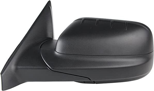 NEW LH SIDE HEATED TEXTURED BLACK POWER MIRROR FITS FORD EXPEDITION FO1320398