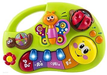 Wishtime Jouet De Piano Musical Pour Bebe Jouets Pour Enfants Jouets Pour Bebes Centre D Activites