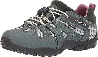 Merrell Chameleon 8 Stretch Waterproof, Zapatillas Deportivas para Interior para Niñas: Amazon.es: Zapatos y complementos