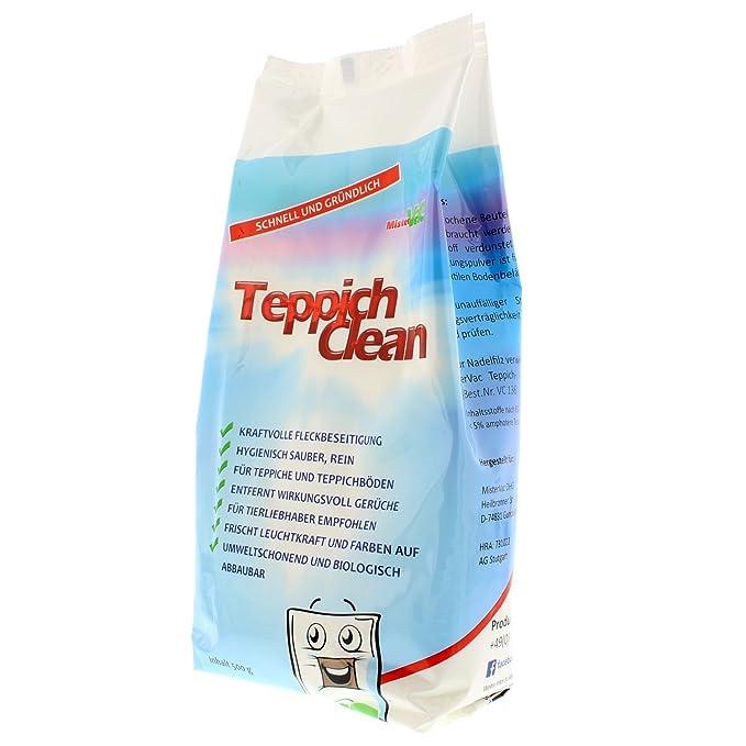 Mistervac Teppich Reinigungspulver Teppichreiniger 500g Fur