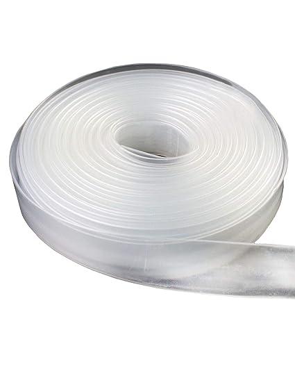 "WHITE 3//16/"" Polyolefin 2:1 Heat Shrink Tubing 100 FT"