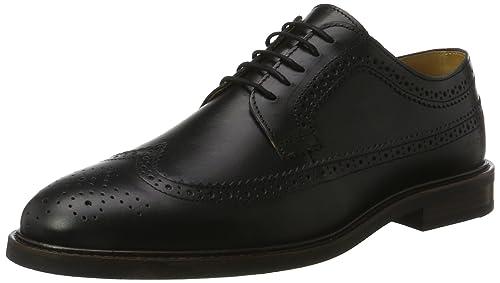 GANT Black Ricardo Mid lace boot Sale UNUSWS Men