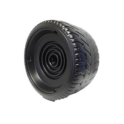 Wheel for Street Scene Silverado and Escalade Power Wheels (black) : Sports & Outdoors