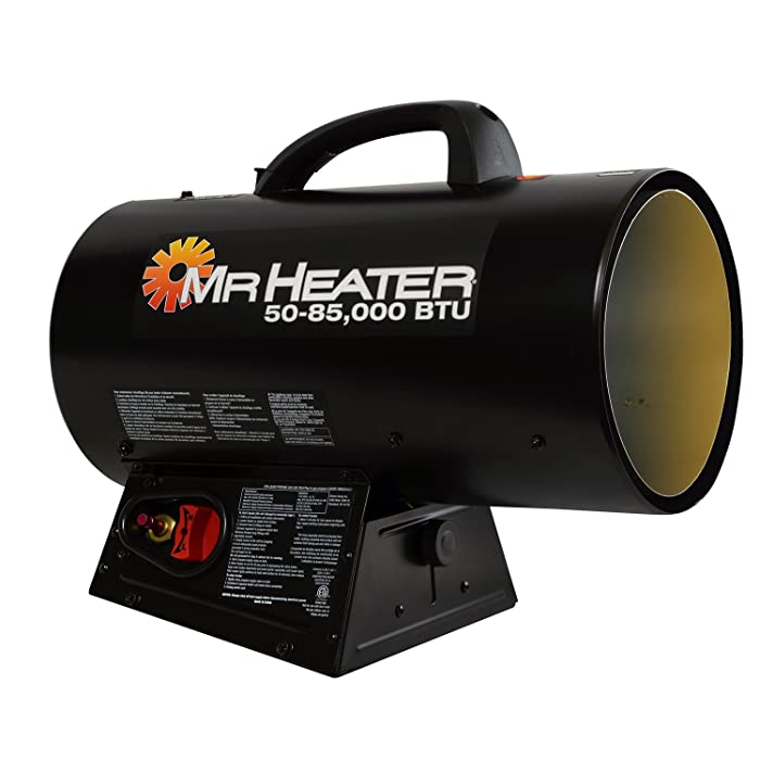 Mr. Heater F271380 MH85QFAV Forced Air Propane Heater Review