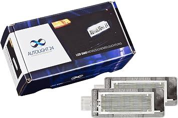 307REN 2 x TOP Module SMD LED Kennzeichenbeleuchtung Nummernschildbeleuchtung