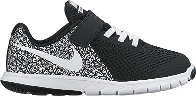 innovative design b0800 3cf1d Nike Flex Experience 5 Print (PSV) Chaussures de Fitness garçon, Noir (Black