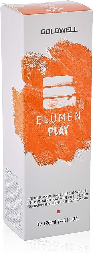 Elumen Play Orange 120Ml Orange Coloración Semi-Permanente