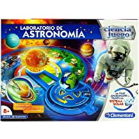 Clementoni- Juego Ciencia Laboratorio de astronomía, única (55217)