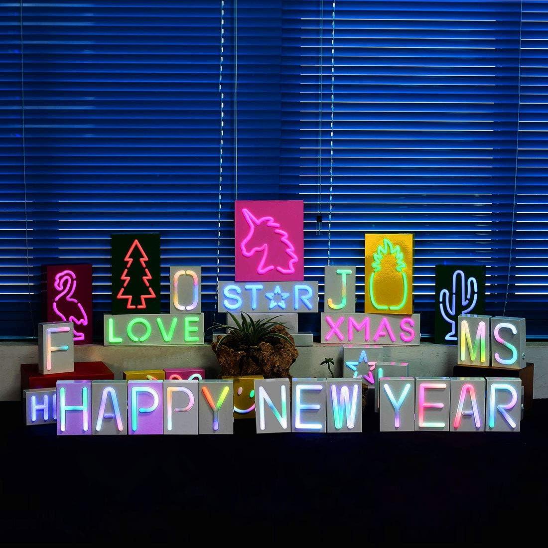 Ananas Led Neon Sign gelbe Ananas Licht Metall Weihnachten Neon Nachtlicht Zeichen f/ür Kinderzimmer 16 Farbwechsel Dekorleuchten mit Fernbedienung und Batterie//USB-Betrieb