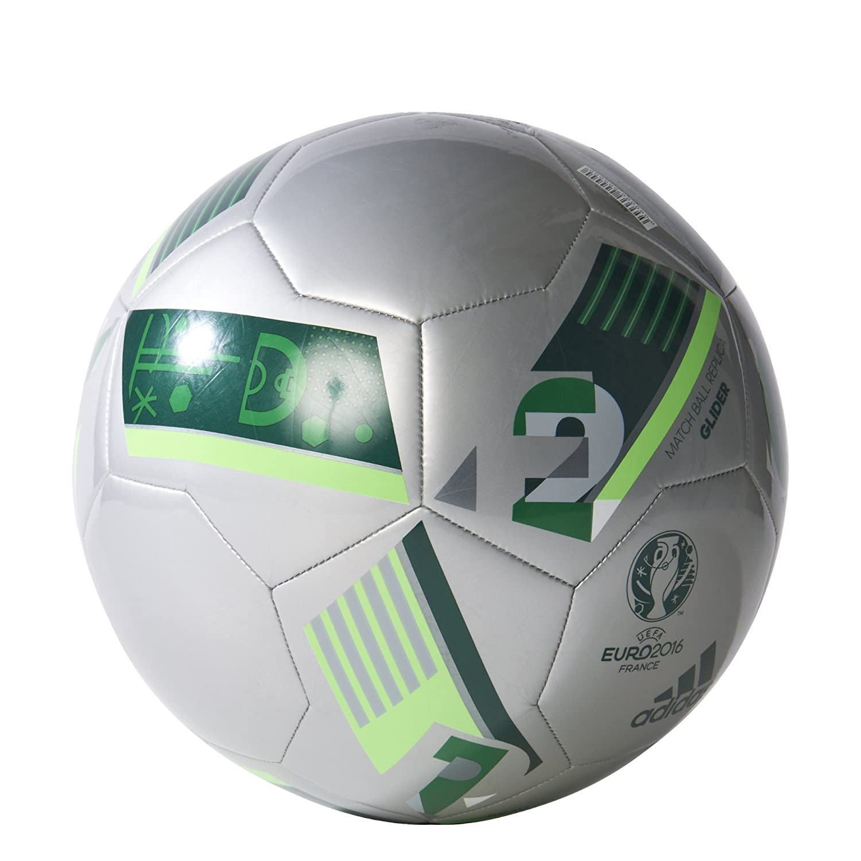 amazon com adidas euro 16 glider soccer ball sports u0026 outdoors