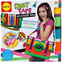 ALEX Toys Do-it-Yourself Wear Duct Tape Messenger Bag