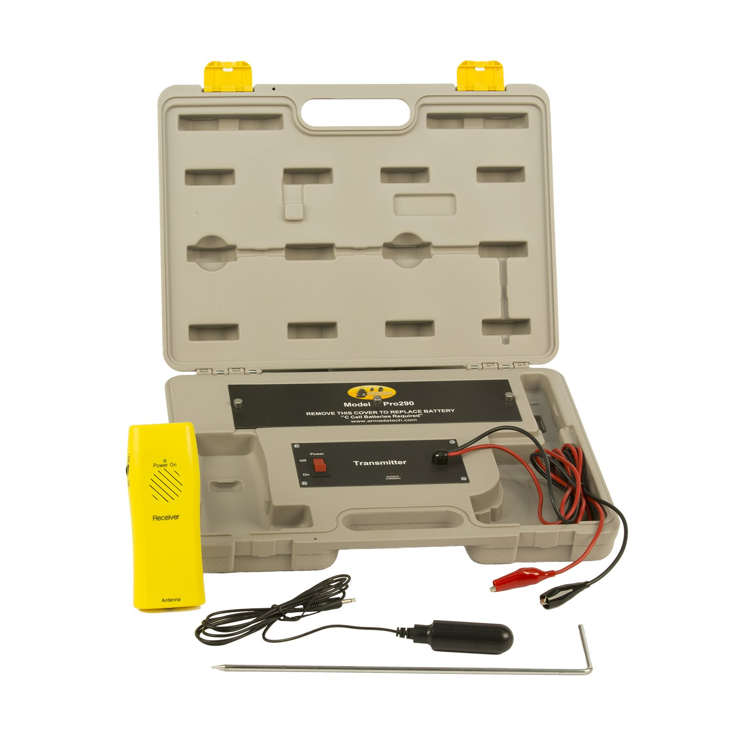 Armada Technologies Pro290 Underground Wire and Cable Locator