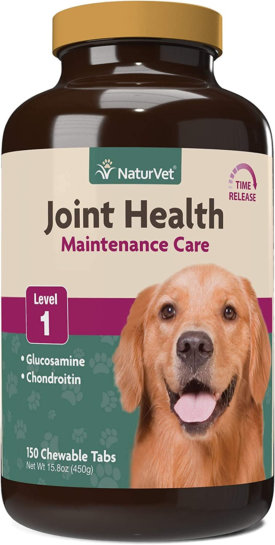NaturVet Senior Wellness Hip and Joint Advanced