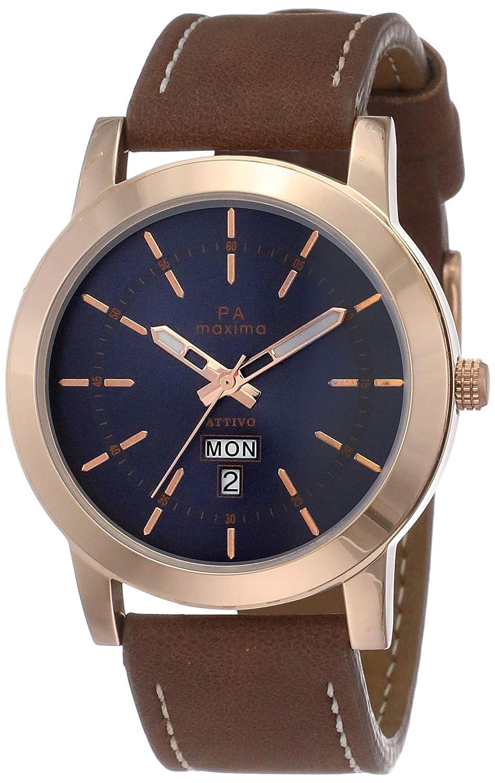 Maxima Analog Multi-Colour Dial Men's Watch-57450LMGR