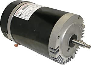 Century Electric USN1102 1-Horsepower Up-Rated Round Flange Replacement Motor For Hayward Northstar (Formerly A.O. Smith)