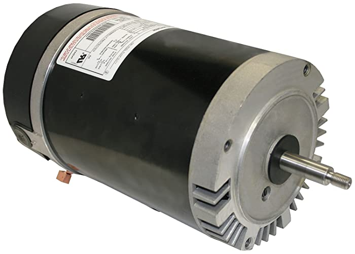Century Electric USN1202 2-Horsepower Up-Rated Round Flange Replacement Motor For Hayward Northstar (Formerly A.O. Smith)