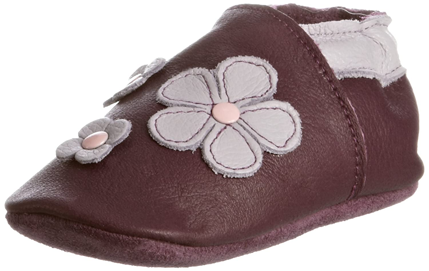 ShooShoos Flowers 1, Chaussures Layette Fille