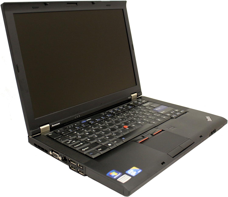 "Lenovo ThinkPad T410 14.1"" LED Notebook Intel Dual Core i5-540M 2.53GHz 8 GB DDR3 RAM 128 GB SSD HD DVD-RW WiFi Bluetooth Webcam Windows 7 Professional 64-bit"