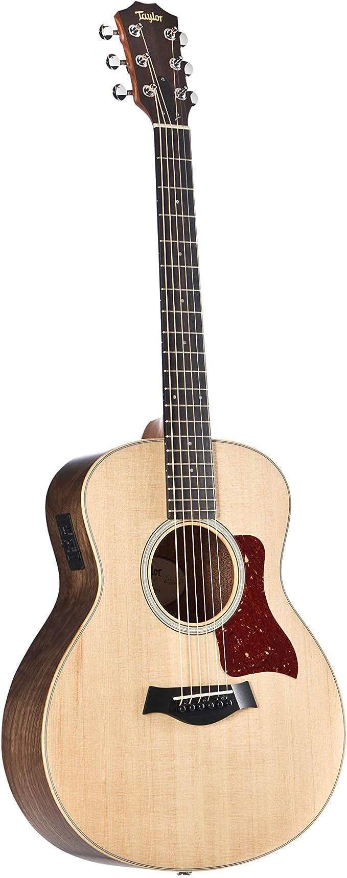 Taylor GS Mini-e Walnut/Spruce Acoustic-Electric Guitar Natural
