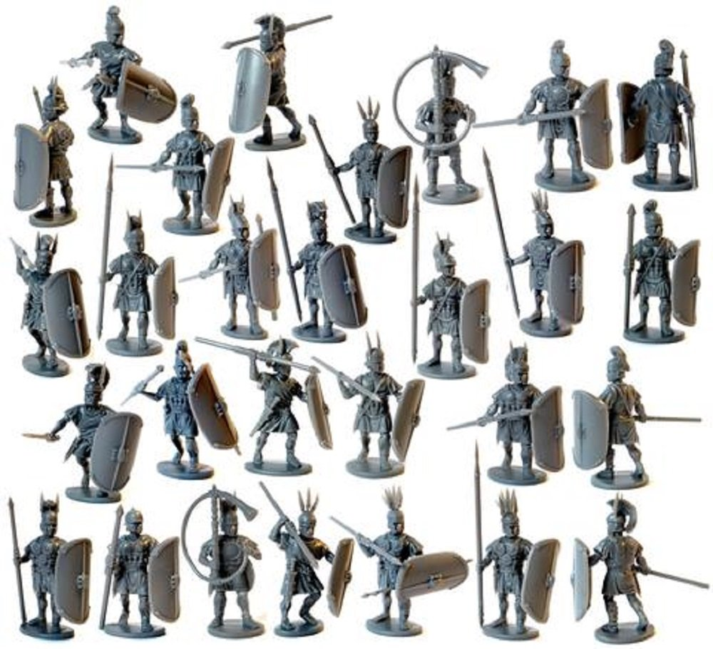 Unbekannt Unbekannt Unbekannt Victrix VXA009 - Rome's Italian Allied Legions. Legionaries In Mixed Armour Plus Velites and Command - 60 Figure Box Set - 28mm Plastic Miniatures - Roman Italian 7aee14