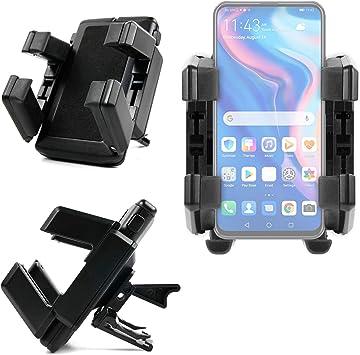 DURAGADGET Soporte para Coche Compatible con Smartphone Vivo Y5s, Huawei Y9s: Amazon.es: Electrónica