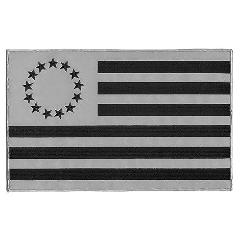 Amazon.com: Grande EE. UU. Bandera de Betsy Ross reflectante ...