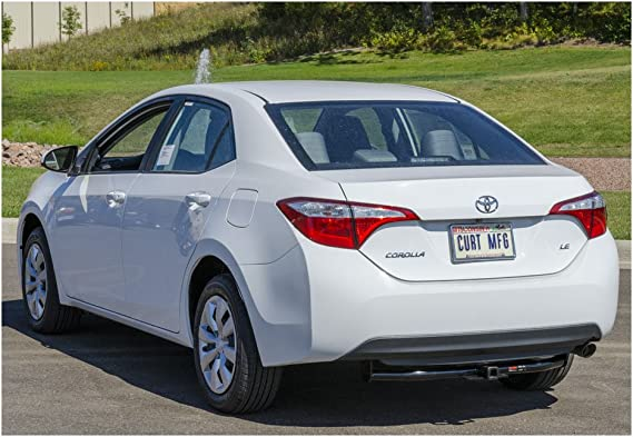 Select Toyota Corolla CURT 11567 Class 1 Trailer Hitch C-HR 1-1//4-Inch Receiver
