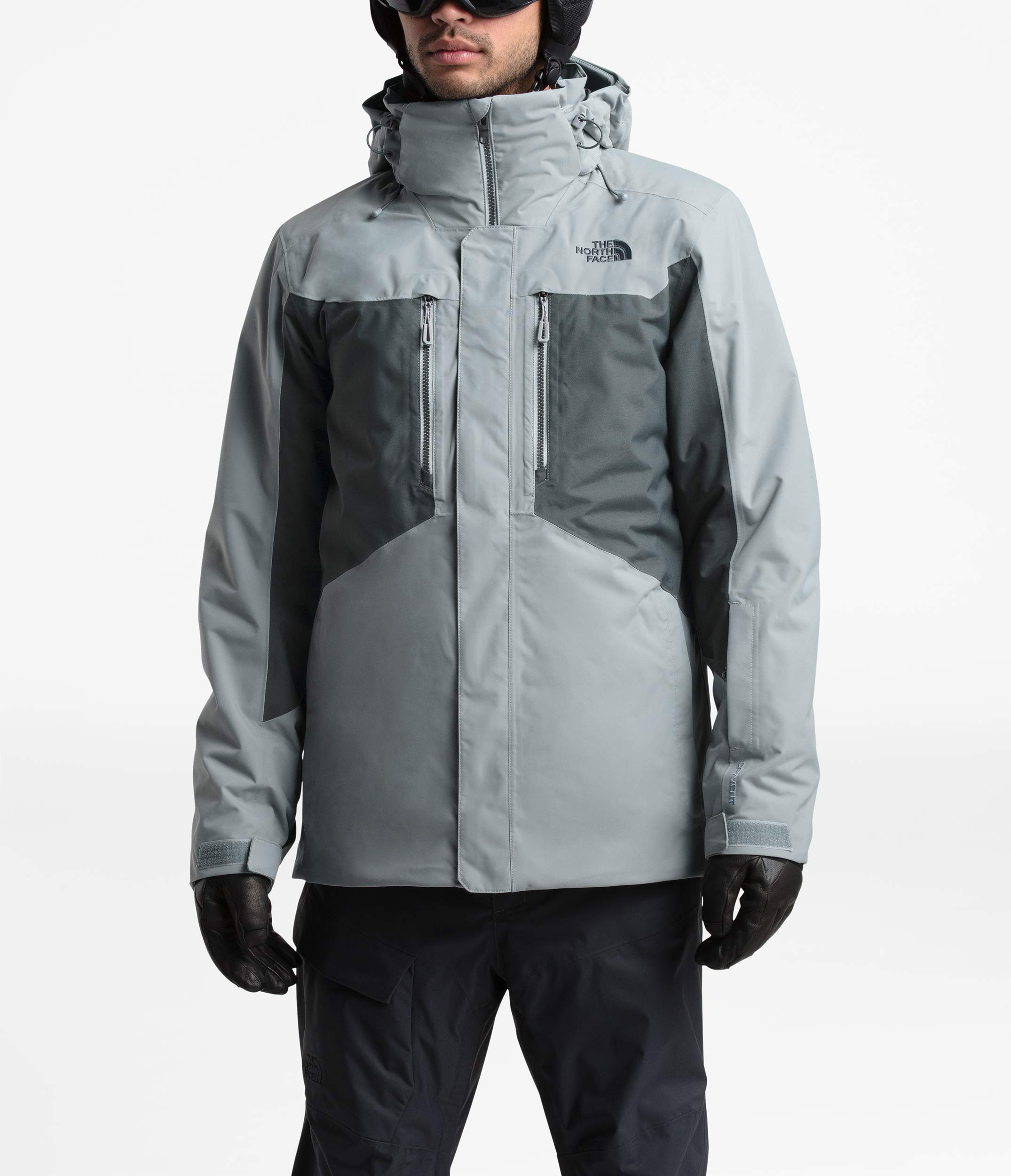 The North Face Men's Clement Triclimate Jacket by The North Face