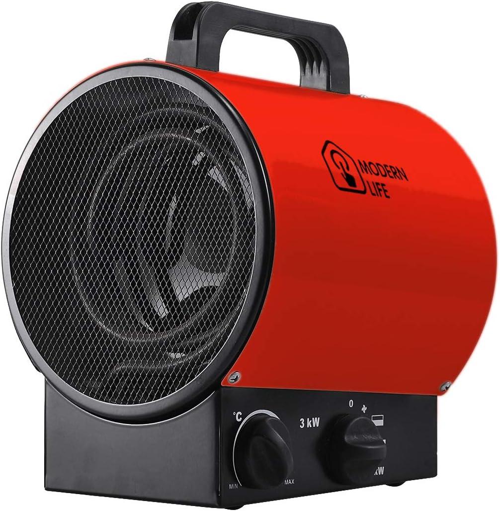 Modern life 3000w Electric Fan Heater