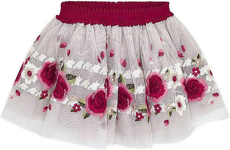 Mayoral 19-04903-096 - Falda para niña 4 años: Amazon.es: Ropa y ...