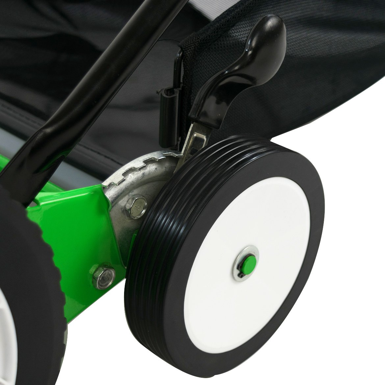 "DuroStar 20"" 5-Blade Height Adjustable Push Reel Mower"