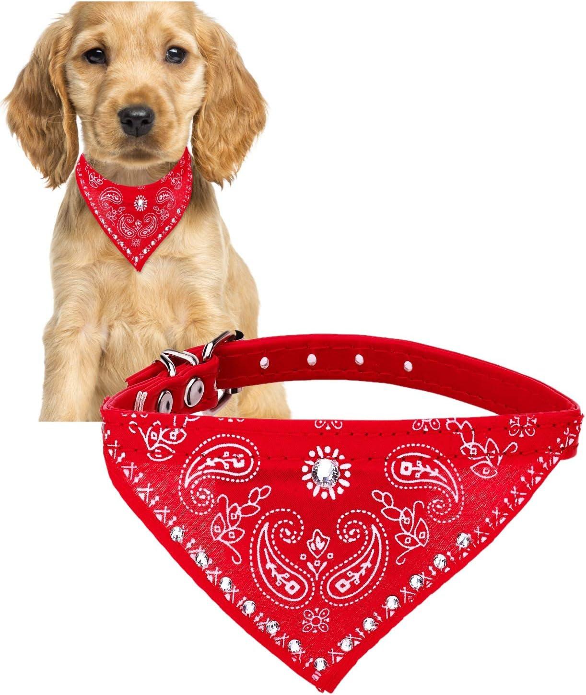 Name Add On Custom Dog Bandana Gift for Dog Lover Personalized Dog Bandana Bandanas for Dogs Dog Scarf Pet lover gift Boy or Girl