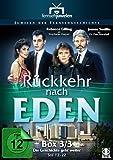 Rückkehr nach Eden - Box 3: Die Geschichte geht weiter (Teil 12-22) (Fernsehjuwelen) [4 DVDs]