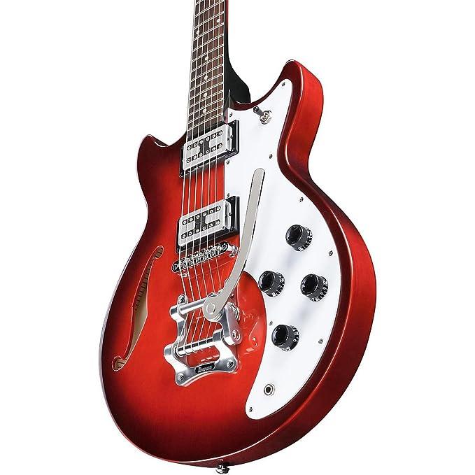 Ibanez amf73t Artcore Semi hueca cuerpo guitarra eléctrica ...