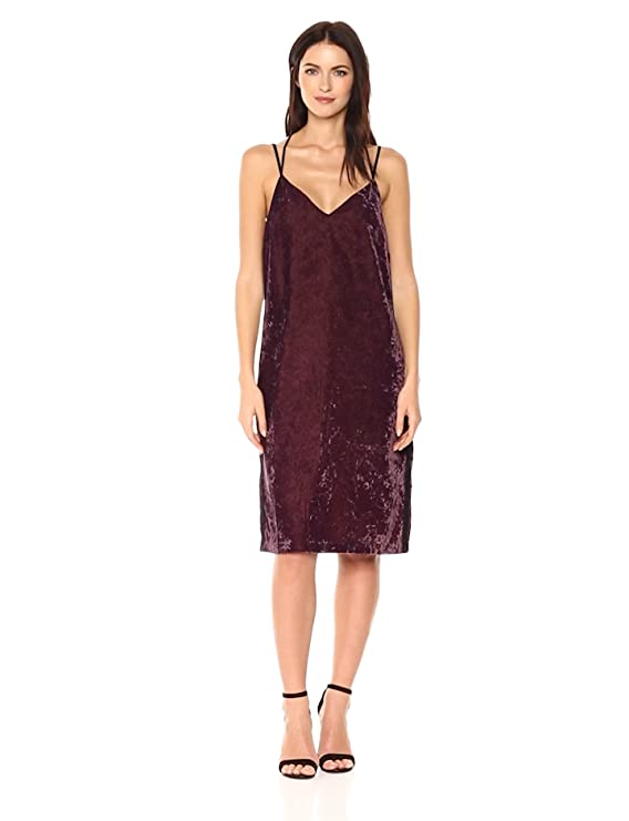 6eadbe808911 Amazon.com: Splendid Women's Crushed Velvet Cami Dress: Clothing