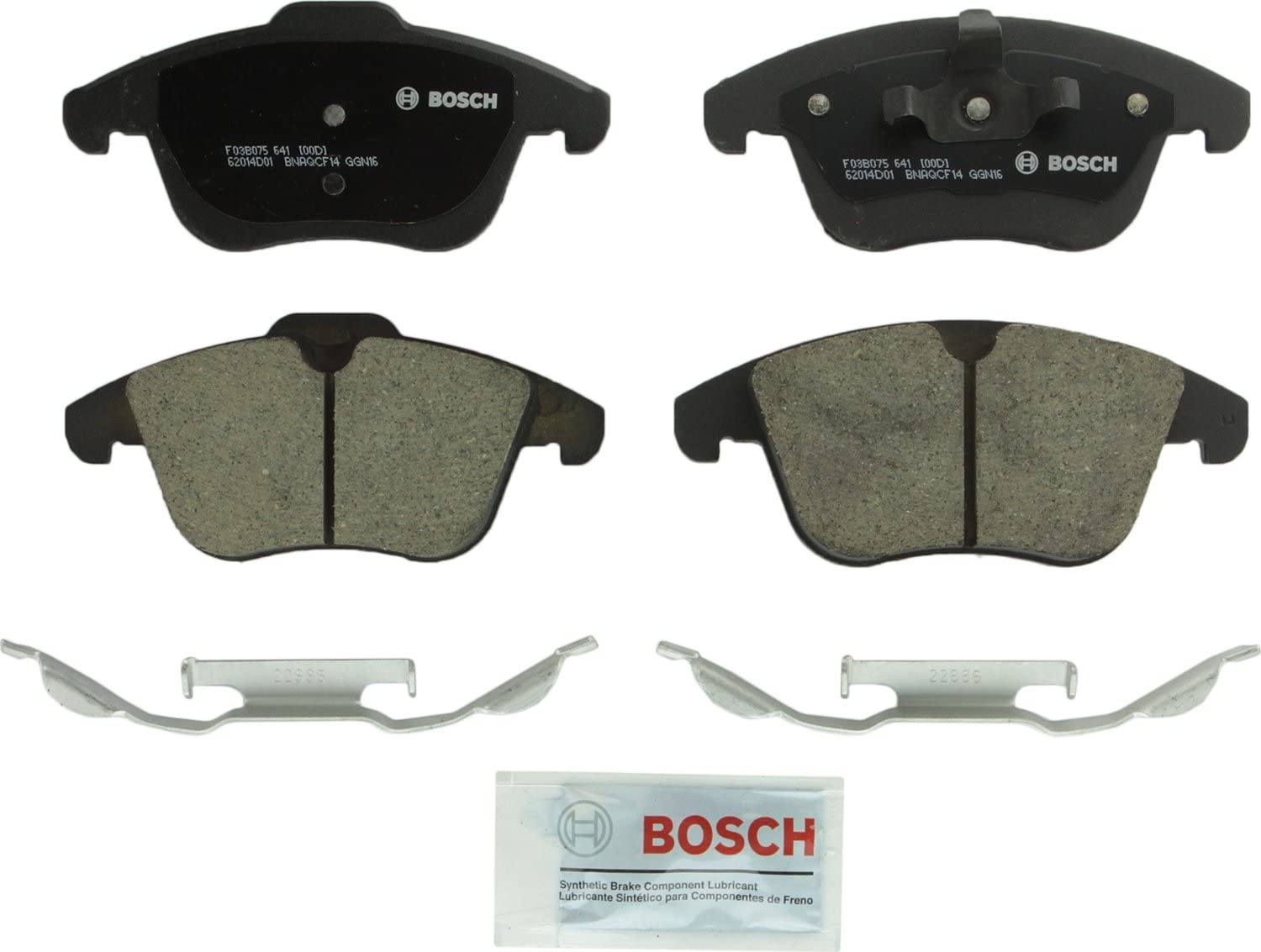 2010 2011 2012 2013 For Land Rover Range Rover Front and Rear Ceramic Brake Pads