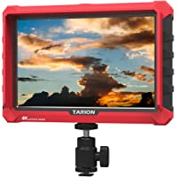 TARION X7s Camera Field Monitor Professional On-Camera Monitor 4K HDMI Input/Output 7 Inch IPS 1920X1200 High Resolution for Cameras