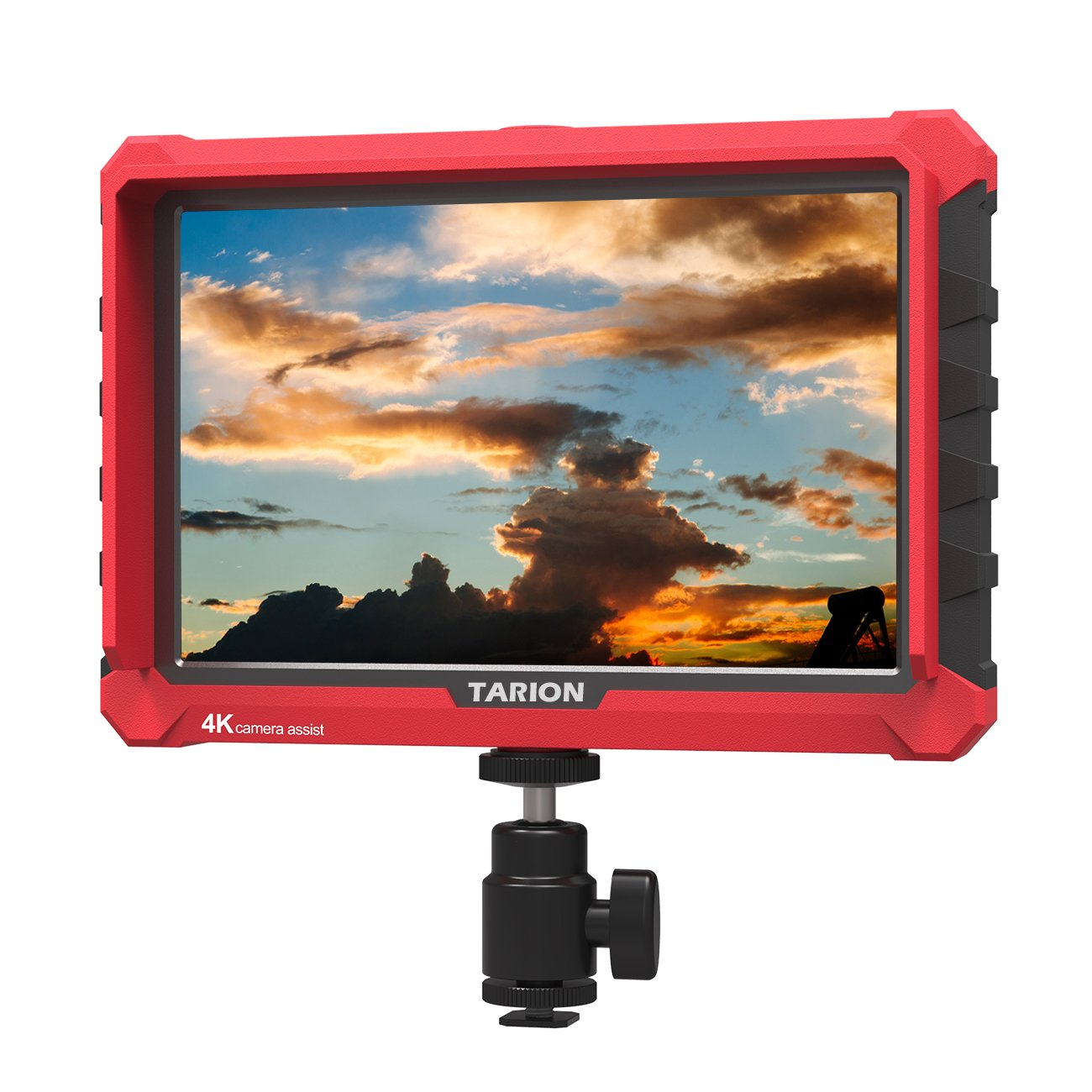 TARION X7s Camera Field Monitor 7 inch Professional On-Camera Monitor 4K HDMI Input//Output IPS 1920X1200 High Resolution for Cameras