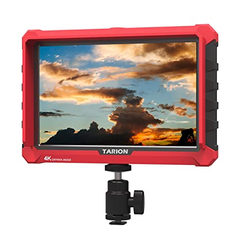 "Tarion X7s Camera Field Monitor 4 K Hdmi Input/Output 7"" Ips 1920 X1200 Professional On Camera Monitor by Tarion"