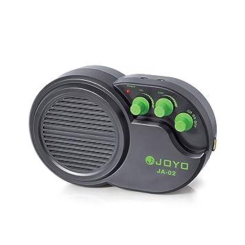 Amazon.com: Joyo ja-02 3 W mini eléctrico guitarra AMP ...