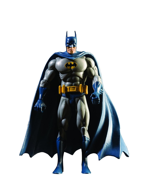 Dc Comics History Of The Dc Universe  Series 1 Batman Action Figure