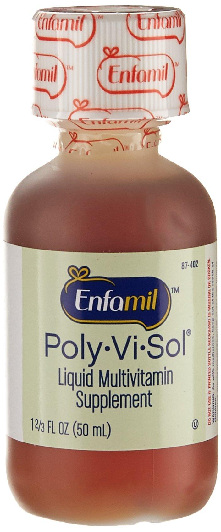 Amazon Com Ferrous Sulfate Iron 15mg Ml Supplement Drops